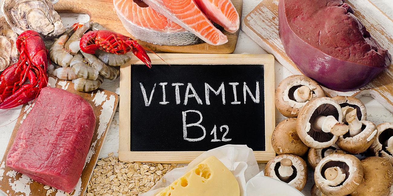 low vitamin B12, high homocysteine