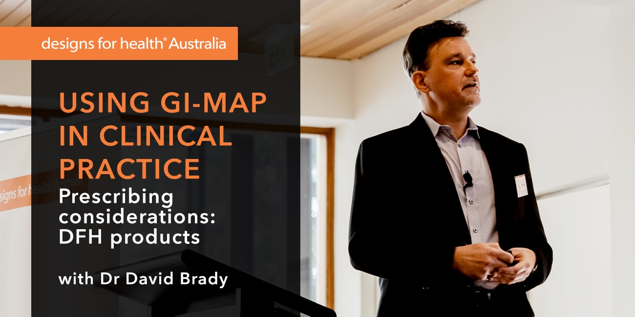 Using the GI-Map in Clinical Practice