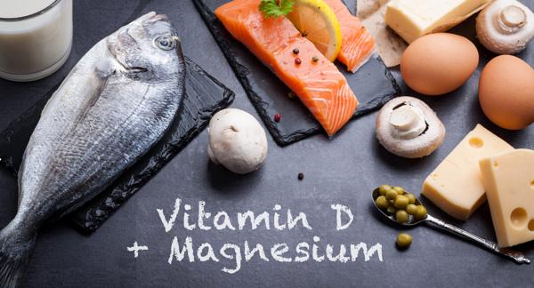 Vitamin D + Magnesium