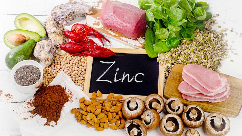 zinc levels