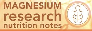 magnesium research