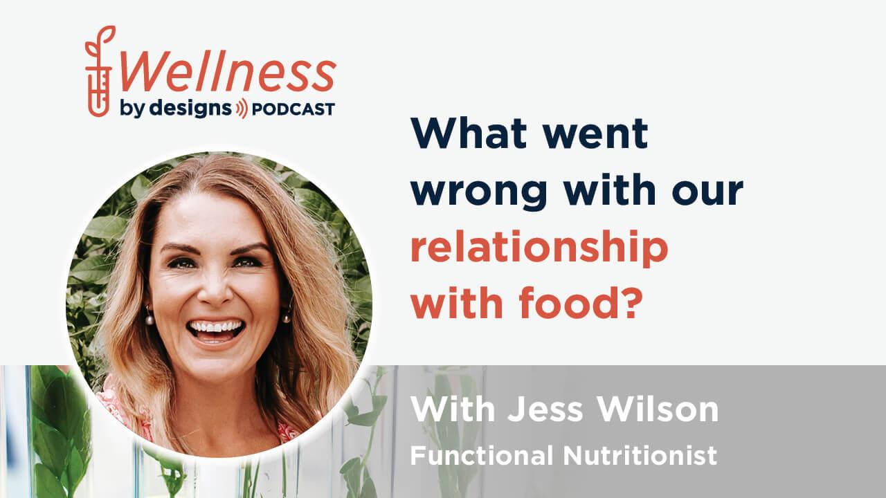 food relationship jess wilson