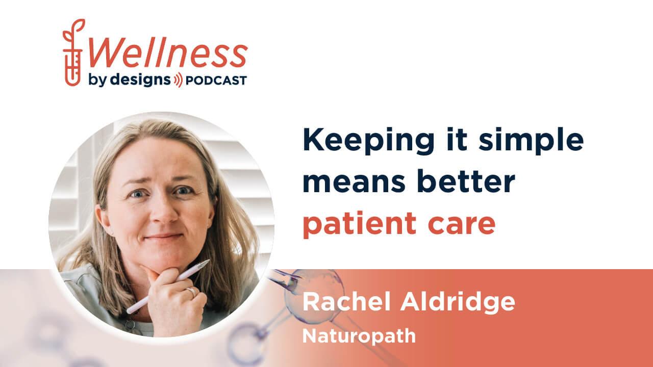 Rachel Aldridge simple